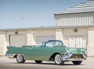 1957 Cadillac Eldorado Biarritz - RM Auction
