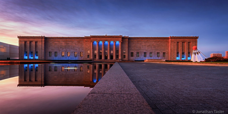 Nelson Atkins - Royal Blue
