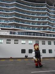 Greenock Scotland, Royal Princess British Isles Cruise (6)