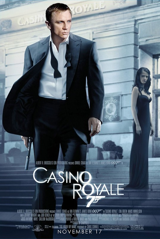Casino Royale - 2006 - Poster 3