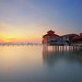 sunrise... Tanjung Marina, Penang, Malaysia by Keris Tuah