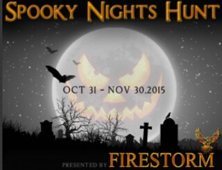 spooky nights hunt