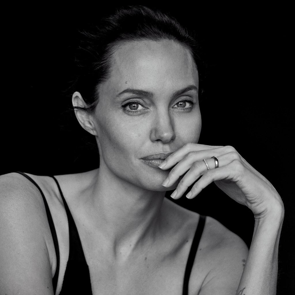 Анджелина Джоли — Фотосессия для «WSJ» 2015 – 9