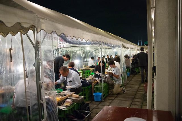 ひろしま元祖 ミルキー鉄男のかき小屋 by TYCOON