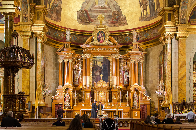 Altar of St. John Cantius