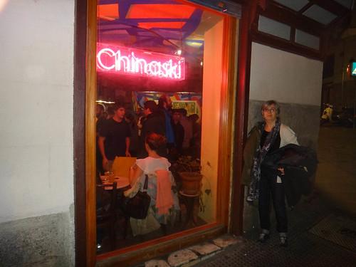 Apertura Bar CHINASKI Lavapiés