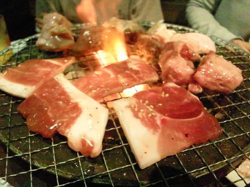 焼肉 牛繁