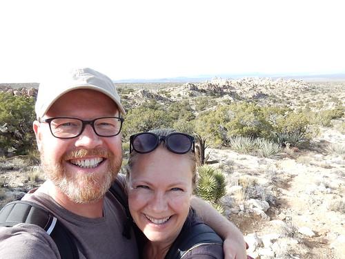 Mojave National Preserve - Teutonia Peak Trail - 4