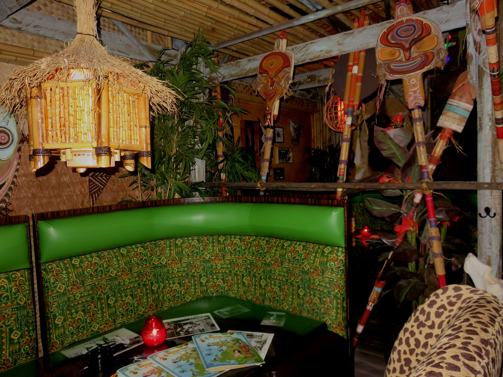 The Golden Tiki, Las Vegas, NV