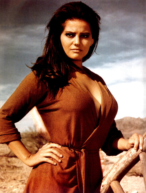 The Professionals - Promo Photo 3 - Claudia Cardinale
