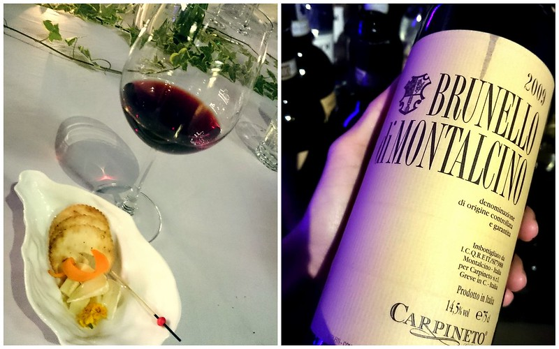 Eight Gourmets Gala's Monthly Wine Tasting Feat. Canaletto & Carpineto Italian Wines
