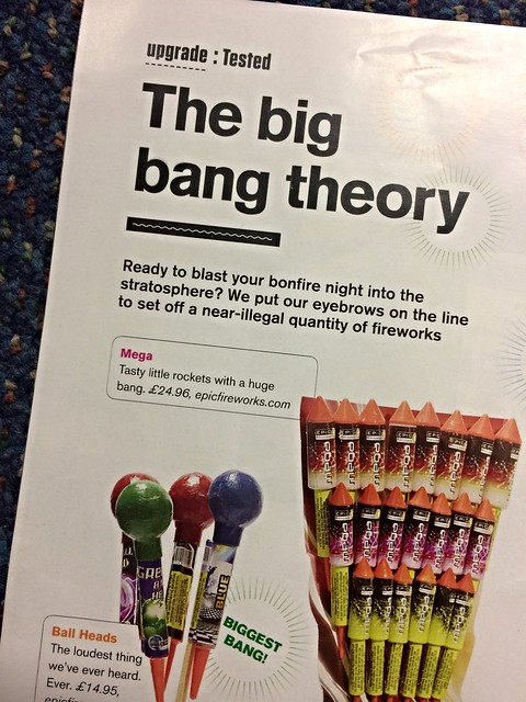 Epic Fireworks Feature In FHM