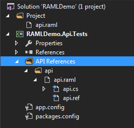 RAML-Demo-RAML-References-in-Project