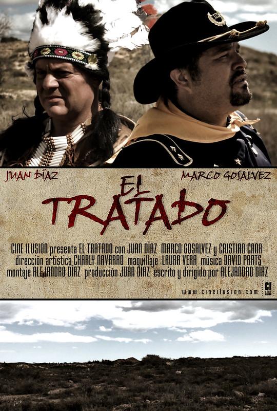"""cortometraje """"El tratado"""" (2013)"""