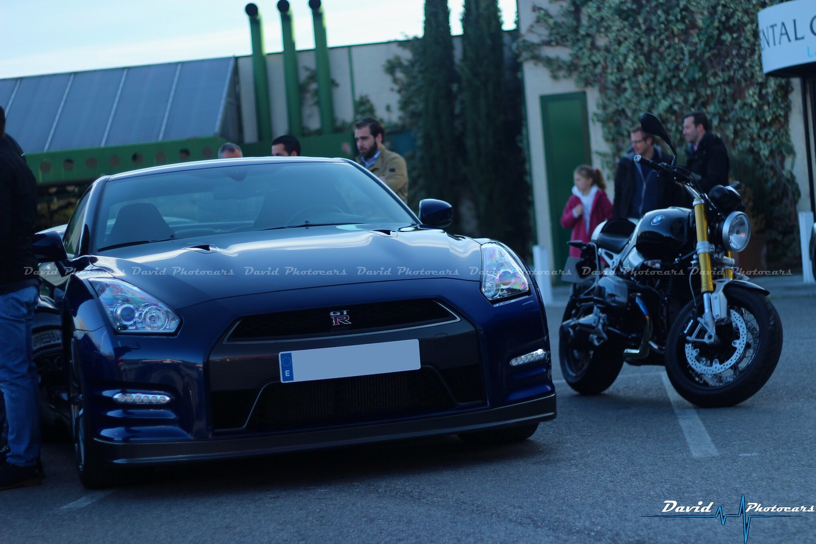 Brunch and Cars Madrid - Round 1