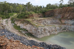 SGTS Conference Field Trip, Curra Limestone Quarry IMG_7215