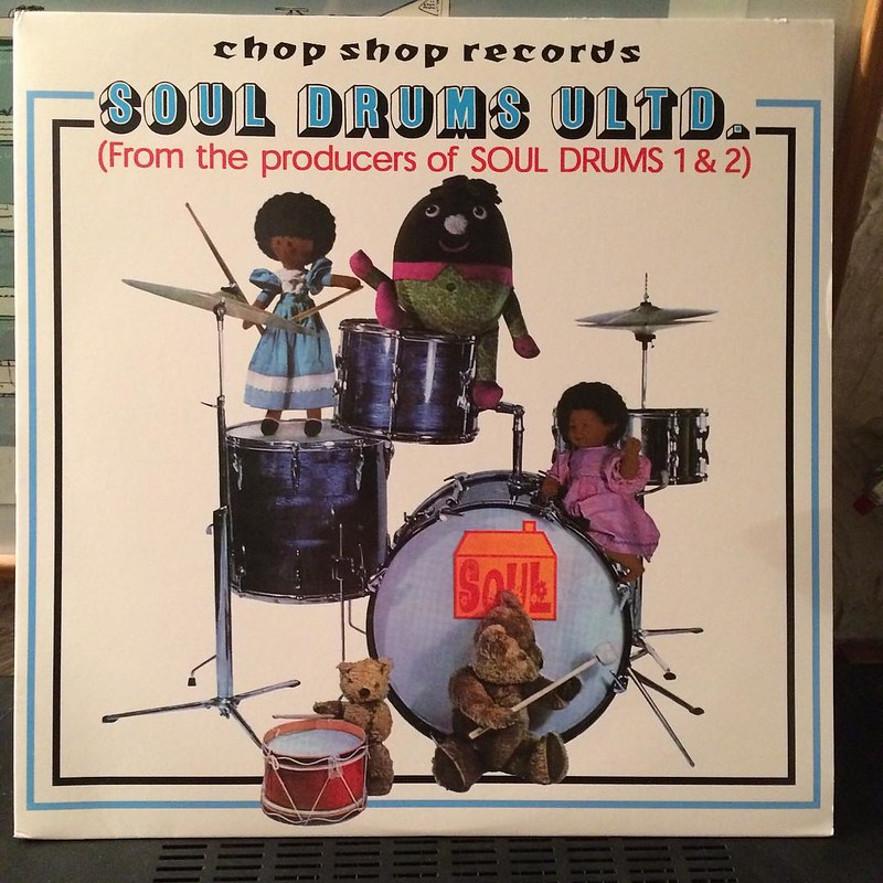 Soul Drums Ultd