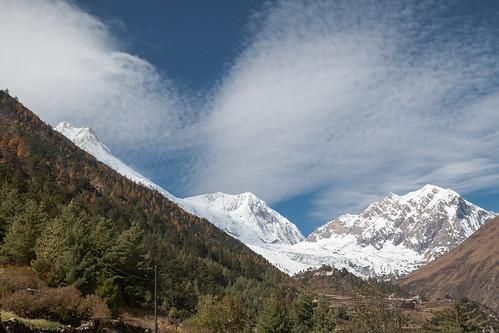 nepal mountain himalaya lho manaslu westernregion manaslucircuit mountainkingdoms