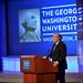 Secretary General Opens Event at George Washington University