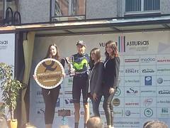 Entrega de premios Vuelta a Asturias