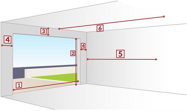 Garagentor Normmaße garagensektionaltor bis 4500mm breite kleinsicke oder mittelsicke 1