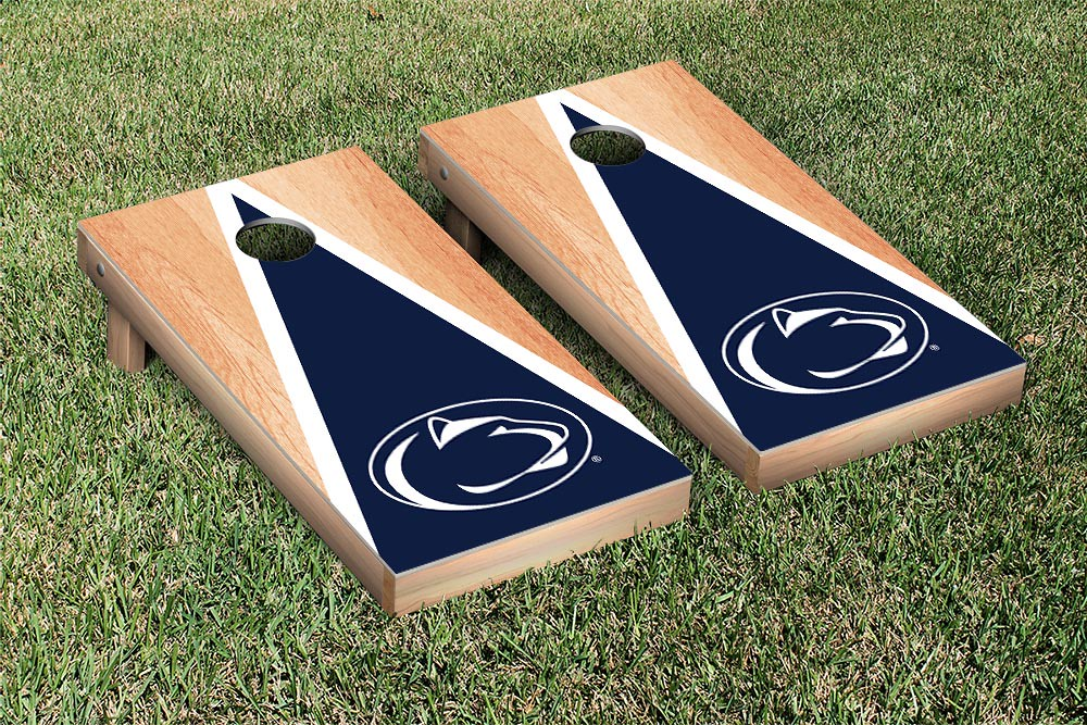 Penn State Nittany Lions Hardcourt Triangle Version