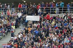 Steaua-Rosenborg, atmosfera