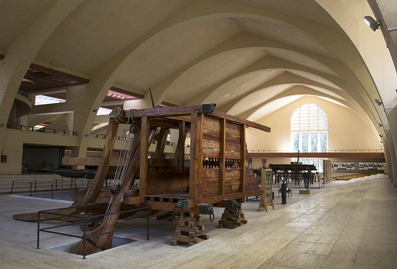 Museo delle Navi - Nemi