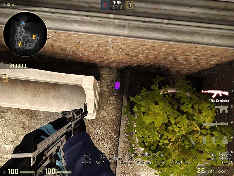 Counter Strike Global Offensive (CSGO): ĐỂ TRỞ THÀNH ĐẠI