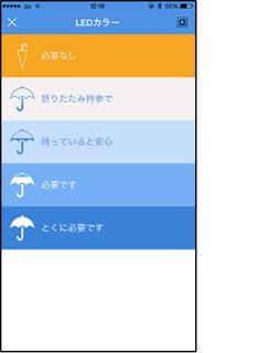 Umbrellacollar