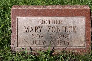Zobjeck, Mary