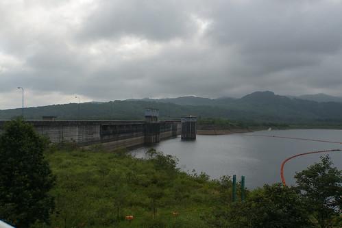 美利河ダム(北海道)