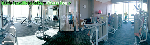 Eastin Grand Fitness Gym Panorama