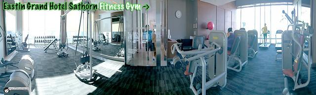 Eastin Grand Fitness Gym Panorama