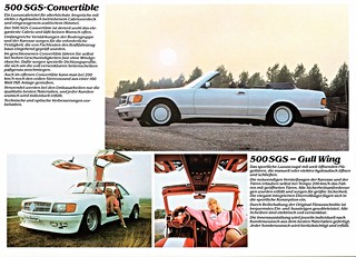 1985 Styling Garage Conversions (Germany)