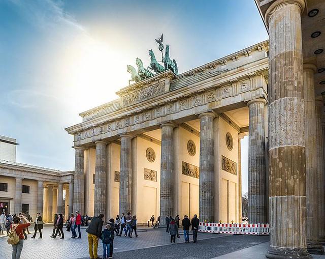 Puerta de Brandenburgo 1