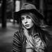 Irina B&W by max_livingloud
