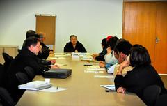 Reunião Ordinária do CONCULT em setembro