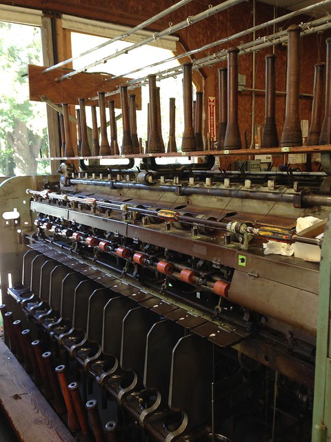 Spinning equipment
