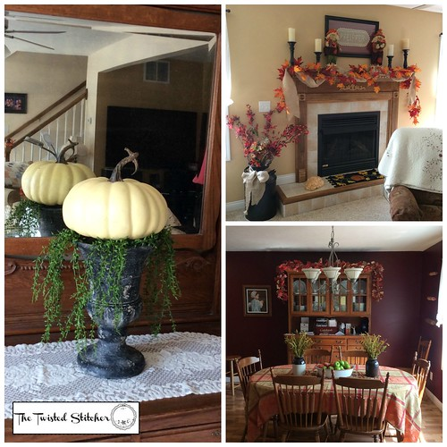 Inside Fall Collage