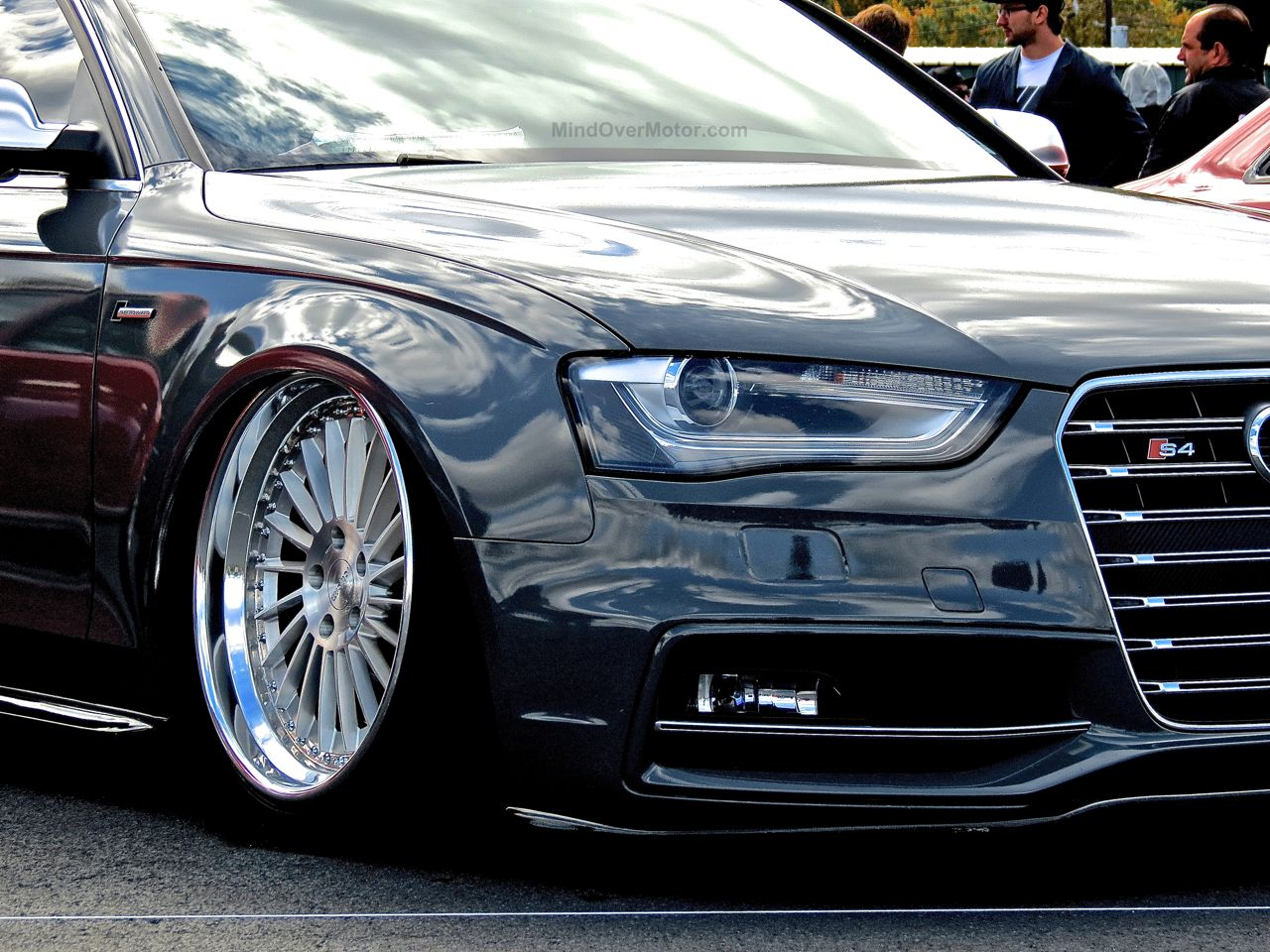 First Class Fitment Audi S4