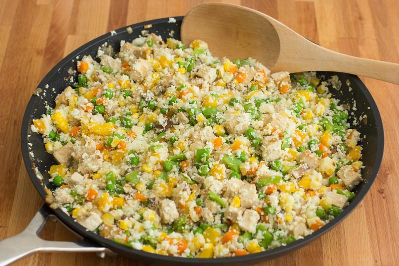 Cauliflower Fried Rice | The Viet Vegan