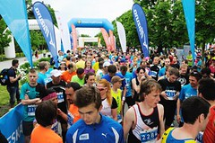 Eva Vrabcová Nývltová zaběhla ženský rekord RunTour, uspěl i Kreisinger