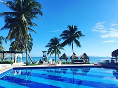 @vanerestre: #bluemorning @temptationresort #paradise #VRtrends