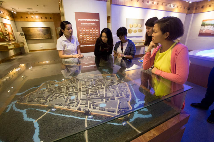 China-QuanZhou-Museum