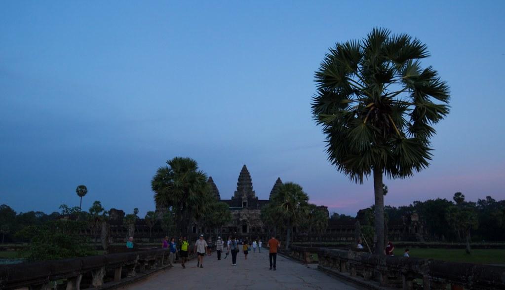 Angkor Wat Sunset-2280