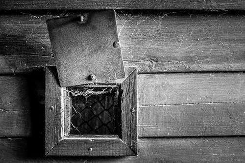 Terezin, Nazi Concentration Camp, Mirilla por fuera