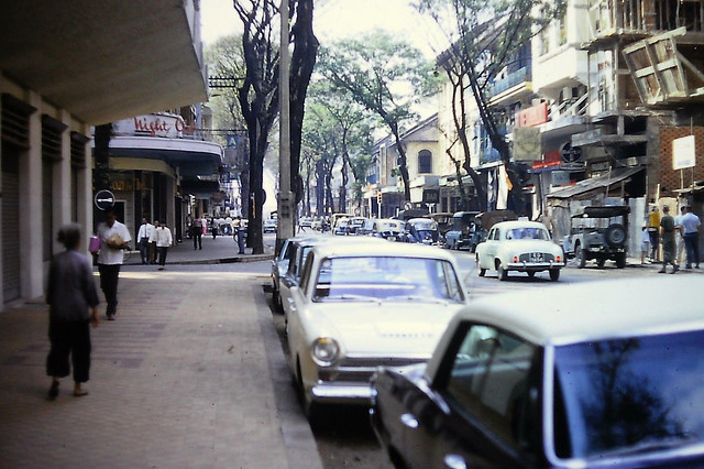 Saigon Feb 1967 - Đường Tự Do