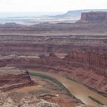 Colorado River in Dead Horse State Park