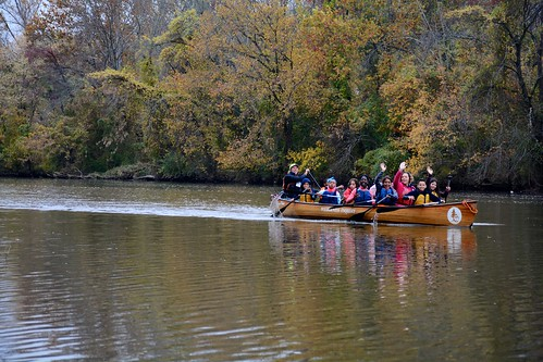 2015 Beacon Heights 5th Canoeing - MD